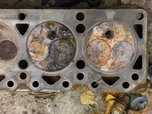 Rusty valves